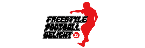 FREESTYLEFOOTBALL DELIGHT ロゴ