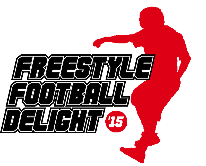RAPAZ結成10周年記念!FREESTYLEFOOTBALL DELIGHT2015!